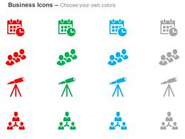 event_team_astronomy_business_hierarchy_ppt_icons_graphics_Slide02