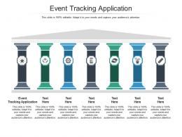 Event Tracking Application Ppt Powerpoint Presentation Icon Slide Download Cpb