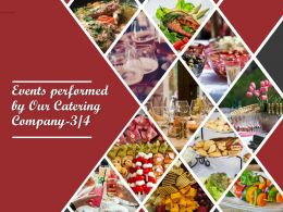 Events Performed By Our Catering Company L2054 Ppt Powerpoint Icon Ideas