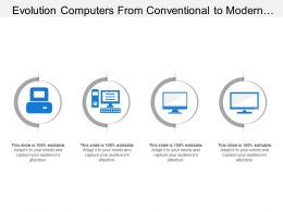 Evolution Computers From Conventional To Modern Computers