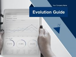 Evolution Guide Powerpoint Presentation Slides