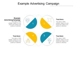 Example Advertising Campaign Ppt Powerpoint Presentation File Example Topics Cpb