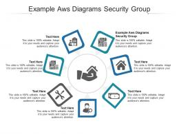 Example Aws Diagrams Security Group Ppt Powerpoint Presentation Ideas Design Templates Cpb