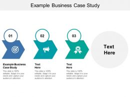 Example Business Case Study Ppt Powerpoint Presentation Styles Example Cpb