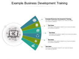 Example Business Development Training Ppt Powerpoint Presentation Icon Outline Cpb