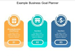 Example Business Goal Planner Ppt Powerpoint Presentation Infographic Template Styles Cpb