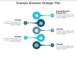 Example Business Strategic Plan Ppt Powerpoint Presentation Styles Elements Cpb