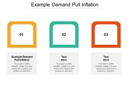 Example Demand Pull Inflation Ppt Powerpoint Presentation Gallery Ideas Cpb