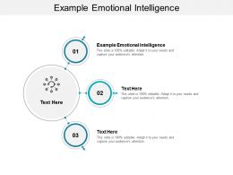 Example Emotional Intelligence Ppt Powerpoint Presentation Professional Clipart Images Cpb