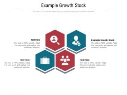 Example Growth Stock Ppt Powerpoint Presentation Infographic Template Inspiration Cpb