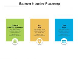 Example Inductive Reasoning Ppt Powerpoint Presentation Infographics Picture Cpb