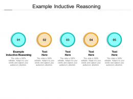 Example Inductive Reasoning Ppt Powerpoint Presentation Inspiration Vector Cpb