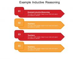 Example Inductive Reasoning Ppt Powerpoint Presentation Layouts Smartart Cpb