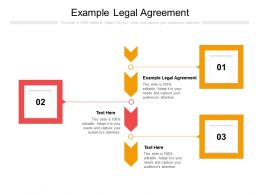 Example Legal Agreement Ppt Powerpoint Presentation File Outline Cpb
