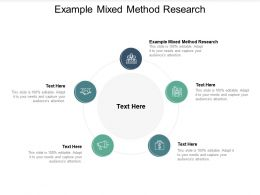 Example Mixed Method Research Ppt Powerpoint Presentation Inspiration Guide Cpb