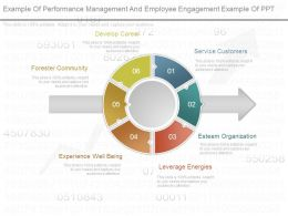 Example Of Performance Management And Employee Engagement Example Of Ppt