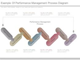 Example Of Performance Management Process Diagram
