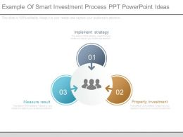 Example Of Smart Investment Process Ppt Powerpoint Ideas