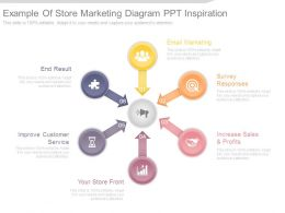 Example Of Store Marketing Diagram Ppt Inspiration