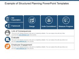 Example Of Structured Planning Powerpoint Templates