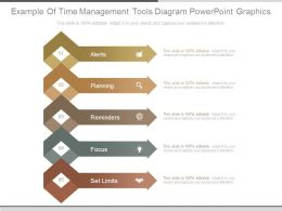 Example Of Time Management Tools Diagram Powerpoint Graphics