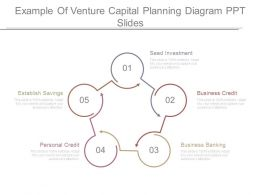 Example Of Venture Capital Planning Diagram Ppt Slides