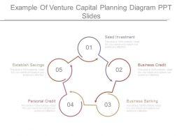 Example Of Venture Capital Planning Diagram Ppt Slides
