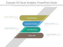 Example Of Visual Analytics Powerpoint Guide