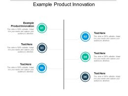 Example Product Innovation Ppt Powerpoint Presentation Outline Information Cpb
