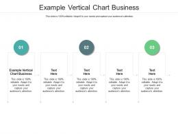 Example Vertical Chart Business Ppt Powerpoint Presentation Show Layout Ideas Cpb
