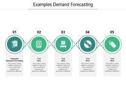 Examples Demand Forecasting Ppt Powerpoint Presentation Layouts Graphics Tutorials Cpb