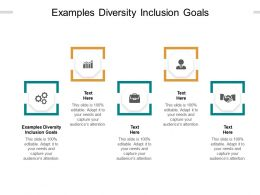 Examples Diversity Inclusion Goals Ppt Powerpoint Summary Portrait Cpb