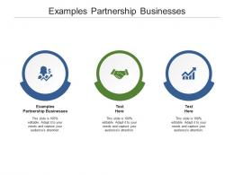 Examples Partnership Businesses Ppt Powerpoint Presentation Infographic Template Aids Cpb