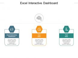 Excel Interactive Dashboard Ppt Powerpoint Presentation File Infographic Template Cpb