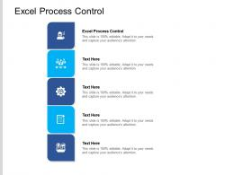 Excel Process Control Ppt Powerpoint Presentation Model Graphics Pictures Cpb