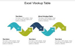 Excel Vlookup Table Ppt Powerpoint Presentation Gallery Designs Download Cpb