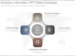 Exclusive Information Ppt Slides Examples