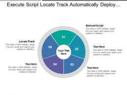 Execute Script Locate Track Automatically Deploy Software Inventory Tracking