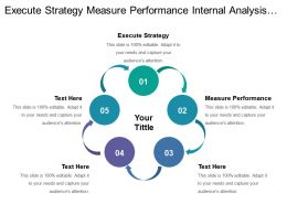 Execute Strategy Measure Performance Internal Analysis Current Market Positioning