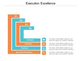 Execution Excellence Ppt Powerpoint Presentation Gallery Gridlines Cpb
