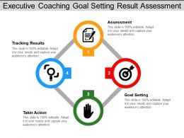 Executive Coaching Goal Setting Result Assessment