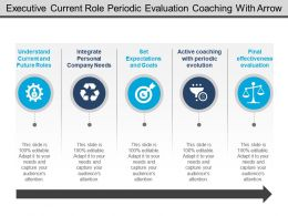 Executive Current Role Periodic Evaluation Coaching With Arrow