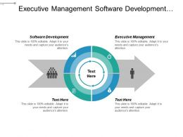 Executive Management Software Development Supply Chain Management Communication Plan Cpb