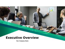 Executive Overview Powerpoint Presentation Slides