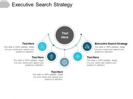 Executive Search Strategy Ppt Powerpoint Presentation File Influencers Cpb