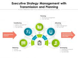 Executive Strategy Management With Transmission And Planning