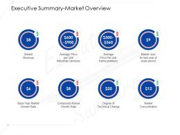 Executive Summary Market Overview Ppt Model Example File