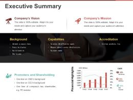 Executive Summary Powerpoint Themes
