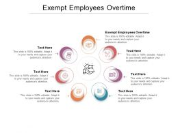 Exempt Employees Overtime Ppt Powerpoint Presentation Summary Master Slide Cpb