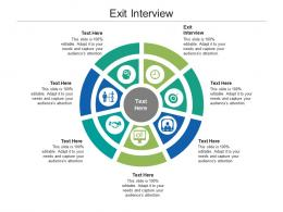 Exit Interview Ppt Powerpoint Presentation Styles Example Cpb